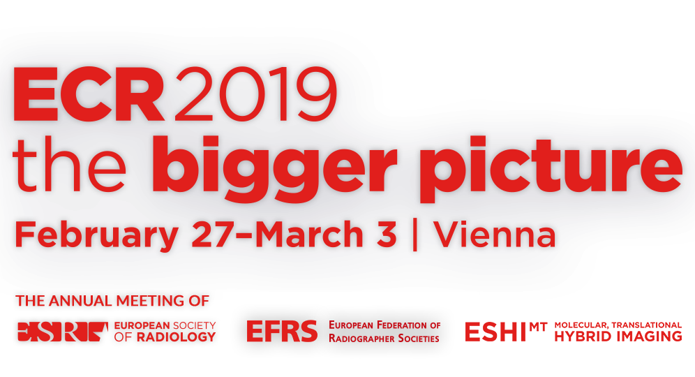 ECR 2019 the bigger picture