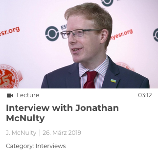 Interview with McNulty