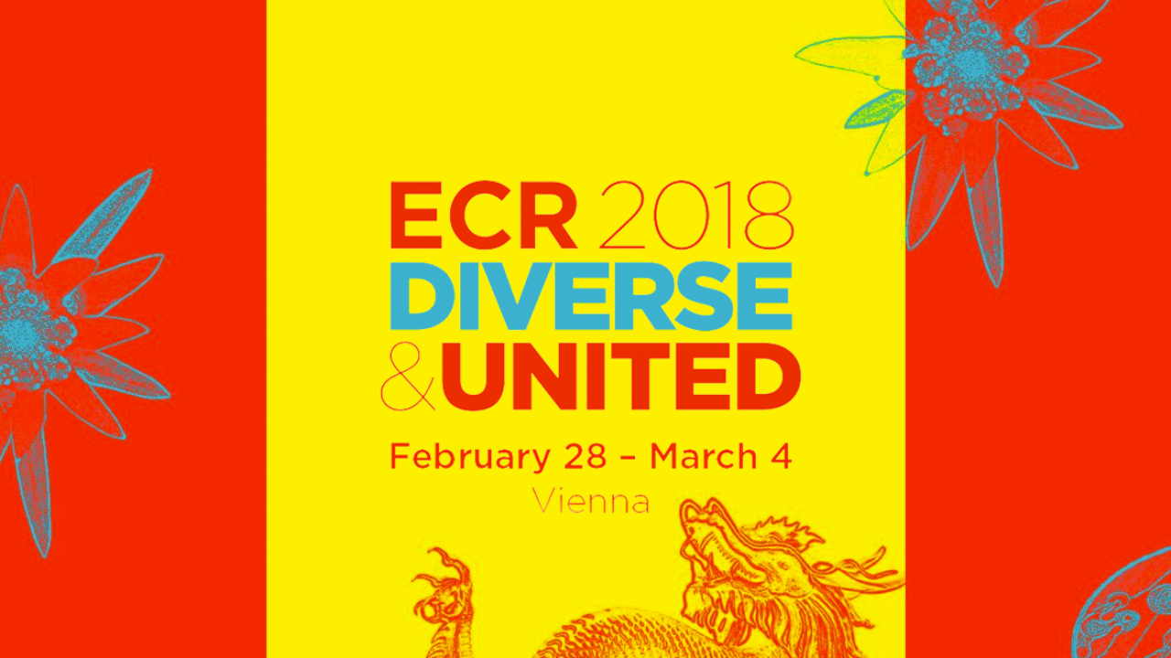 ECR 2018 Diverse and United