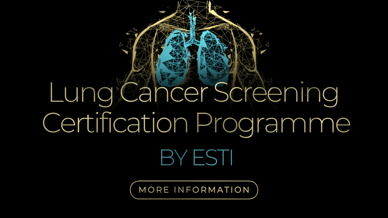 Lung Cancer Screening Certification Programme