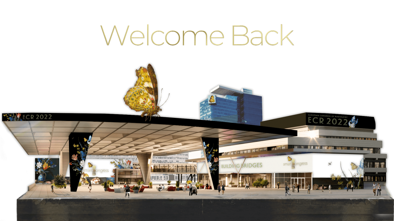 ECR 2022 - Welcome Back