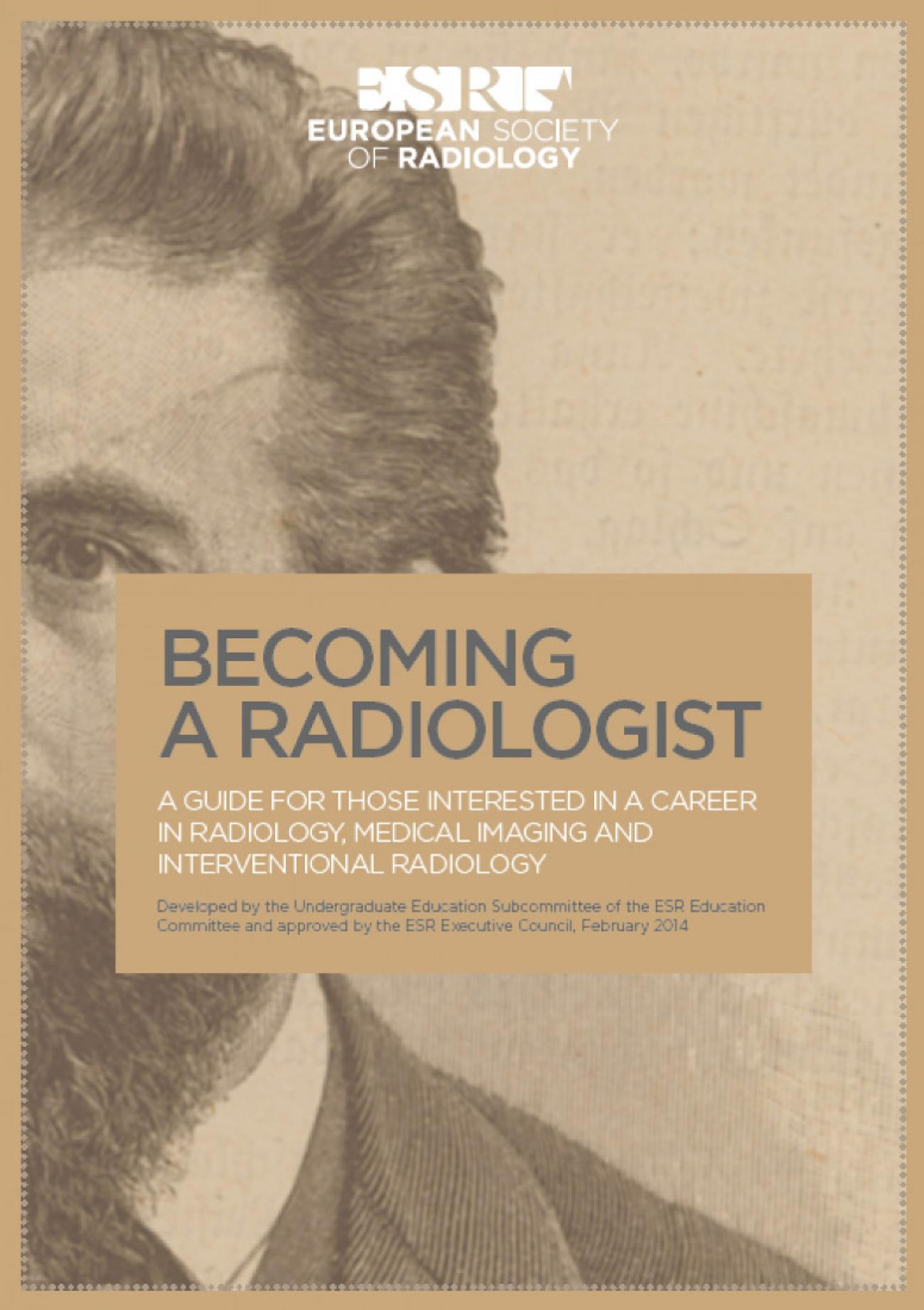 Undergraduate Education in Radiology | European Society of Radiology