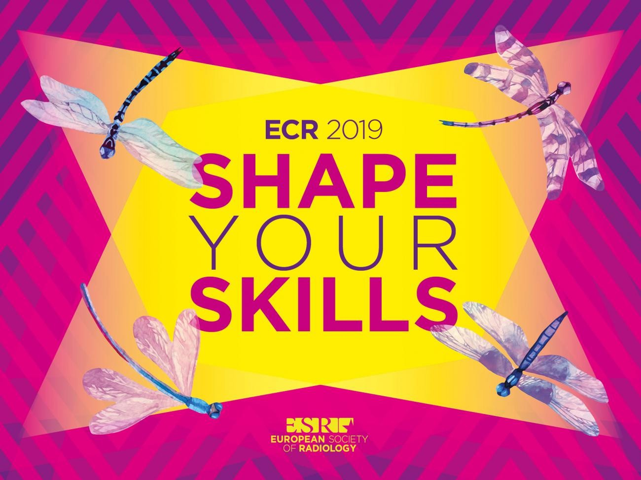 ECR 2019 Shape Your Skills